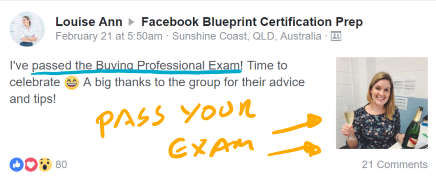 Facebook blueprint certification study guide markeko facebook blueprint certification study guide malvernweather Image collections